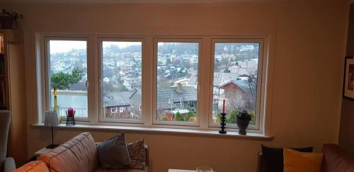 Nye vinduer på enebolig Steinkjer